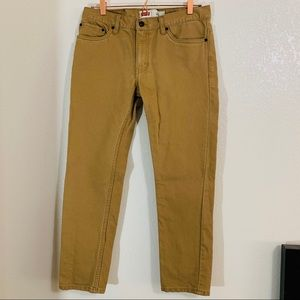 Levi's | EUC Boys 511 Skinny Pants Size 12 Husky